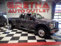 2008 Ford F-450 SD XLT CREW DUALLY 6.4L DIESEL 4X4 ONLY 74K LOADED UP