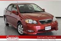 Pre-Owned 2007 Toyota Corolla LE FWD 4dr Car