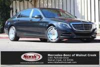 Pre-Owned 2017 Mercedes-Benz S-Class Maybach S 550 4MATIC Sedan