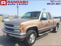 1995 Chevrolet C/K 1500 Ext. Cab 6.5-ft. Bed 4WD