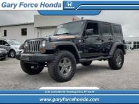 2010 Jeep Wrangler Unlimited Unlimited SUV