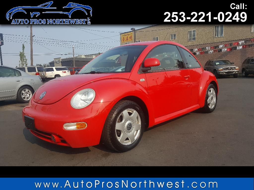 Photo 1999 Volkswagen New Beetle GLS 2.0