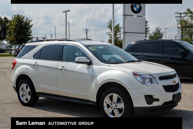 Photo Pre-Owned 2013 Chevrolet Equinox LT in Peoria, IL