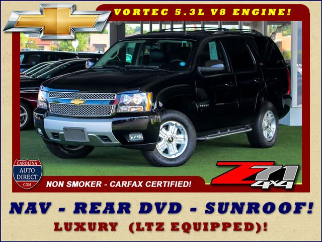 Photo 2013 Chevrolet Tahoe LT 4X4 Z71 LUXURY EDITION LTZ EQUIPPED