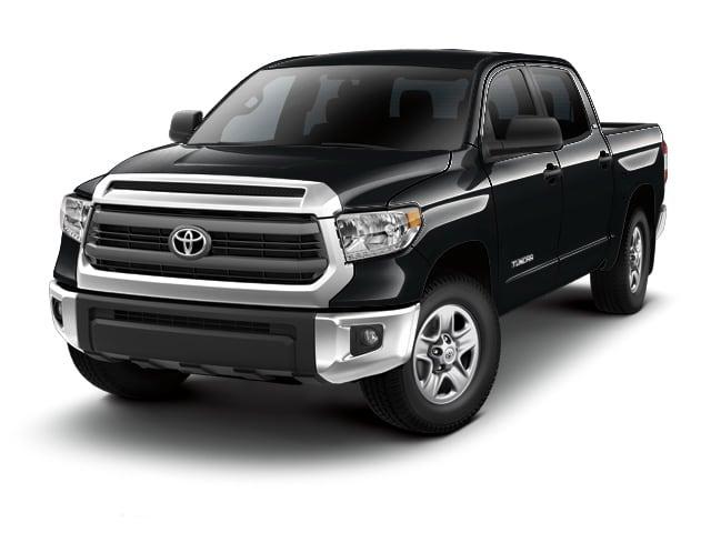 Photo Used 2014 Toyota Tundra SR5 4.6L V8 Truck Crew Max for sale in Carrollton, TX