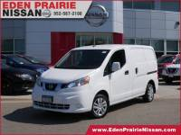 Pre-Owned 2017 Nissan NV200 Compact Cargo SV FWD Mini-van Cargo