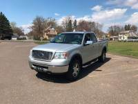 2006 Ford F-150 XLT 4dr SuperCab 4WD Styleside 5.5 ft. SB