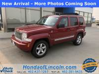 Pre-Owned 2008 Jeep Liberty Limited 4WD 4D Sport Utility