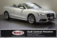 Used 2016 Audi A5 2.0T Premium Cabriolet in Houston, TX
