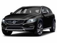 Pre-Owned 2017 Volvo V60 Cross Country T5 AWD Platinum Wagon for Sale in Cary near Raleigh