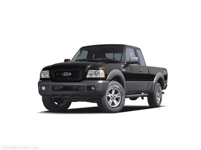 Photo 2006 Ford Ranger Truck Super Cab V-6 cyl