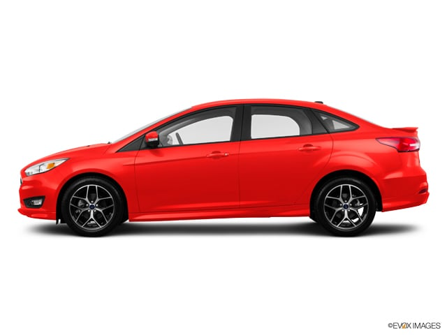 Photo Used 2015 Ford Focus SE Sedan for sale in Barstow CA