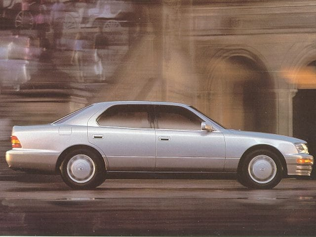 Photo 1995 LEXUS LS 400 400 Near Midland