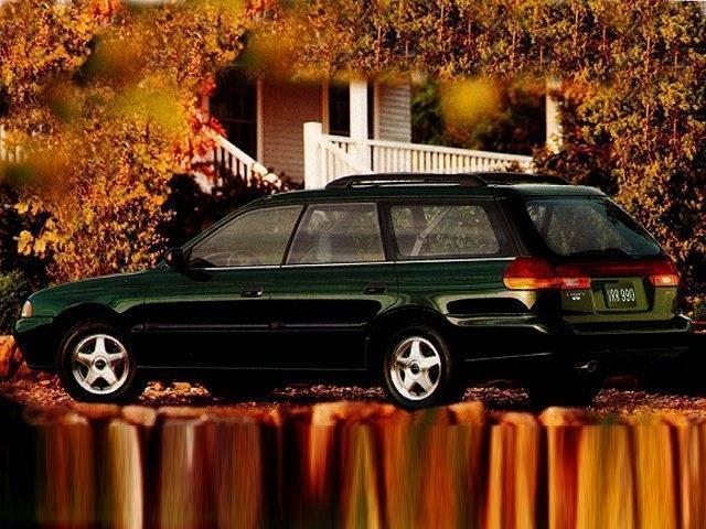 Photo 1997 Subaru Legacy GT For Sale - Seattle  Kirkland WA