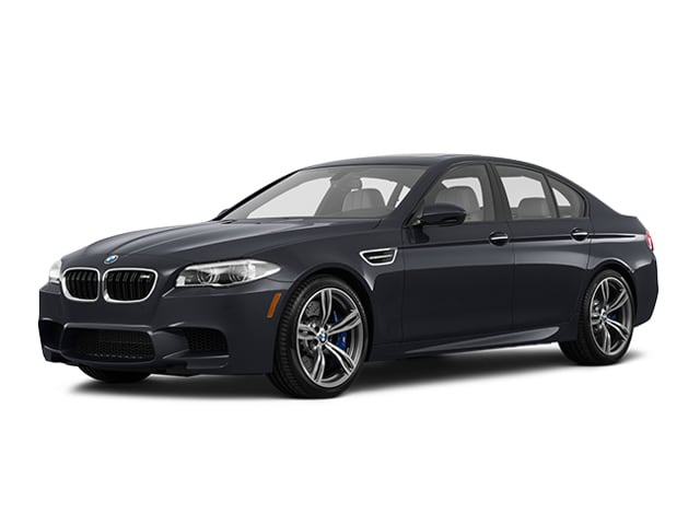 Photo Used 2016 BMW M5 Sedan For Sale  Lake Bluff IL