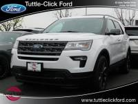 2018 Ford Explorer XLT XLT FWD - Tustin