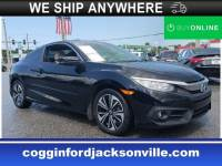 2017 Honda Civic Coupe EX-T Coupe Intercooled Turbo Regular Unleaded I-4 91