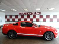 2011 Ford Mustang 2dr Cpe Shelby GT500