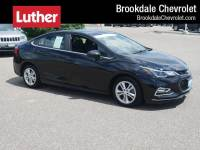 Certified Pre-Owned 2016 Chevrolet Cruze Sedan LT (Automatic)