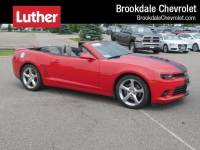 Certified Pre-Owned 2014 Chevrolet Camaro 2dr Conv SS w/2SS