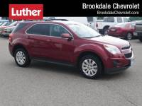 Pre-Owned 2010 Chevrolet Equinox Front-Wheel Drive LT w/1LT