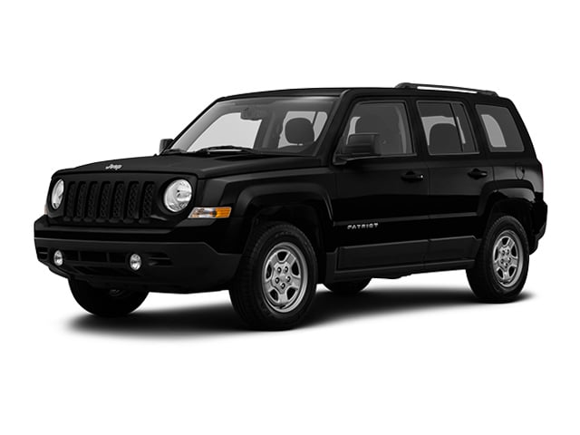 Photo Used 2017 Jeep Patriot Sport SUV I4 DOHC 16V Dual VVT for Sale in Puyallup near Tacoma
