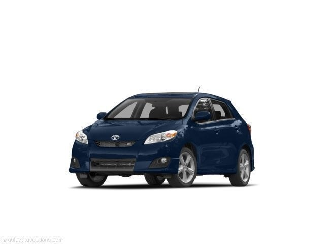 Photo 2009 Used Toyota Matrix For Sale in Moline IL  Serving Quad Cities, Davenport, Rock Island or Bettendorf  S18867AA