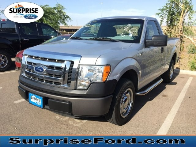 Photo Used 2011 Ford F-150 Truck Regular Cab V-6 cyl For Sale in Surprise Arizona
