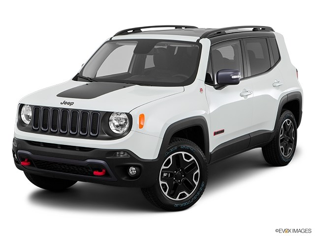 Photo 2016 Jeep Renegade Trailhawk 4x4 SUV For Sale in Erie PA