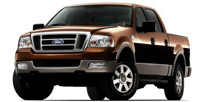 Photo Pre-Owned 2005 Ford F-150 SuperCrew 139 FX4 4WD Four Wheel Drive Pickup Truck