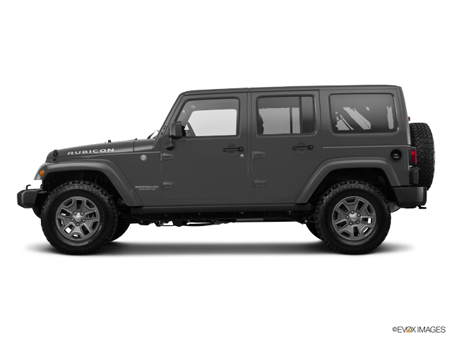 Photo 2017 Jeep Wrangler Unlimited Rubicon Hard Rock