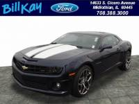 Pre-Owned 2011 Chevrolet Camaro SS RWD 2D Coupe