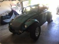 VW Baja Bug Convertible
