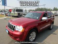 2010 Jeep Grand Cherokee Limited 4WD 4X4