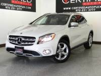 2018 Mercedes-Benz GLA PANORAMIC ROOF NAVIGATION REAR CAMERA DUAL MEMORY POWER LEATHER SEATS POWER