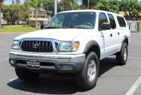 2004 Toyota Tacoma PreRunner Double Cab V6 2WD 4-Speed Automatic