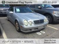 Pre-Owned 2002 Mercedes-Benz CLK CLK 320 RWD 2D Convertible