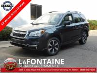 Certified Used 2018 Subaru Forester 2.5i Limited Commerce Township, MI