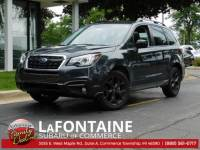 Certified Used 2018 Subaru Forester 2.5i Premium Commerce Township, MI