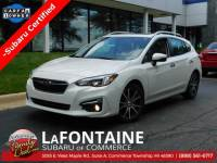 Certified Used 2018 Subaru Impreza 2.0i Limited Commerce Township, MI