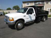 Used 1999 Ford 1999 Ford F-550 Dump Truck XL