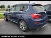 Certified Pre-Owned 2017 BMW X3 Xdrive28i in Peoria, IL