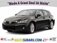 Used 2011 LEXUS CT 200h 200h Available in Sacramento CA