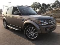 Certified 2016 Land Rover LR4 in South Carolina