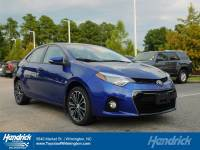 2016 Toyota Corolla S Plus Sedan in Franklin, TN