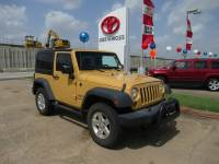 Used 2013 Jeep Wrangler Sport SUV 4WD For Sale in Houston