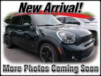 Pre-Owned 2013 MINI Cooper Countryman S ALL4 SUV in Jacksonville FL