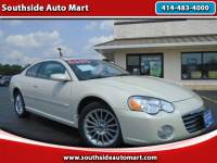 2005 Chrysler Sebring Limited Coupe