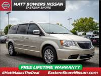 Used 2014 Chrysler Town & Country Touring-L 30th Anniversary Minivan