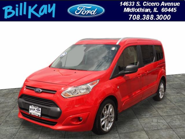 Photo Pre-Owned 2014 Ford Transit Connect XLT FWD 4D Wagon